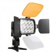 Iluminador Foto e Vídeo Led VL012 27W 10Leds