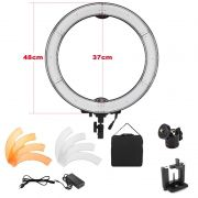 Iluminador Ring Light Led - 48cm Com Difusor