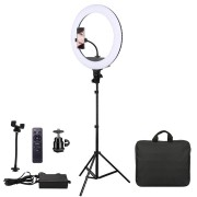 Iluminador Ring Light Led 18
