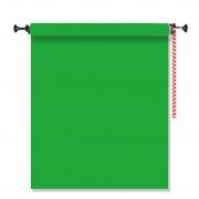 Kit Fundo Infinito Fotográfico de Papel Chroma Key Verde 2,70x11m com Suporte Fixo Expan