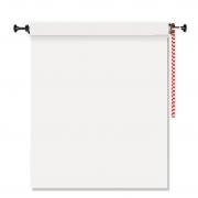 Kit Fundo Infinito Fotográfico de Papel Super Branco 2,40x10m com Suporte Fixo Expan