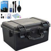 Mala Rigida DSLR - CaseONE YF2133 Foam com Kit de Limpeza EC01