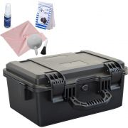 Mala Rigida DSLR - CaseONE YF2133L Foam com Kit de Limpeza EC05