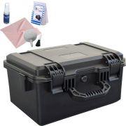 Mala Rigida DSLR - CaseONE YF2133 Foam com Kit de Limpeza EC05