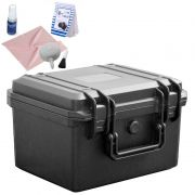 Mala Rigida DSLR - CaseONE YF2519 Foam com Kit de Limpeza EC05