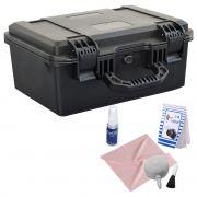 Mala Rigida DSLR - CaseONE YF2944H Foam com Kit de Limpeza EC05