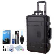 Mala Rigida DSLR - CaseONE YF5129 Travel com Kit de Limpeza EC01