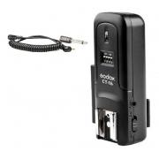 Receptor Rádio Flash Godox CTR16 Disparador Remoto - 16 Canais