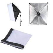 Softbox tipo Sombrinha para Iluminação Continua E27 - 40x60cm