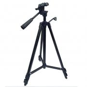 Tripé Câmera Foto Vídeo - Tefeng TF 330A - 1,35m