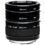 Tubo de Extensão Auto Macro Canon EOS