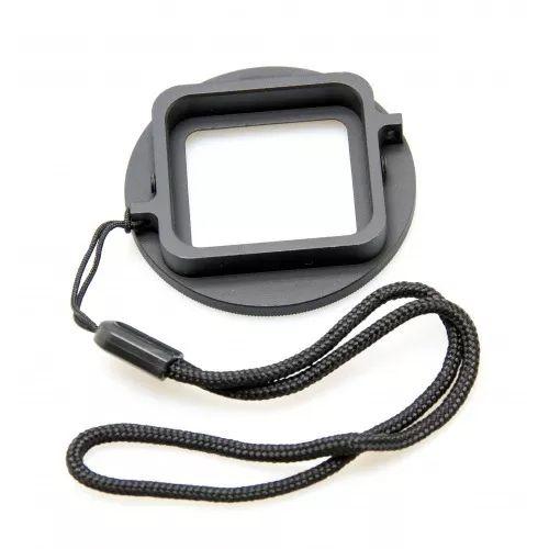 Adaptador De Filtro 52 mm para Gopro Hero3 / Hero4  - Diafilme Materiais Fotográficos