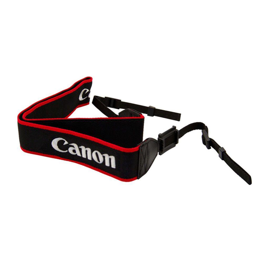 Alça de Ombro Tira Colo Para Câmera DSLR - compatível CANON  - Diafilme Materiais Fotográficos