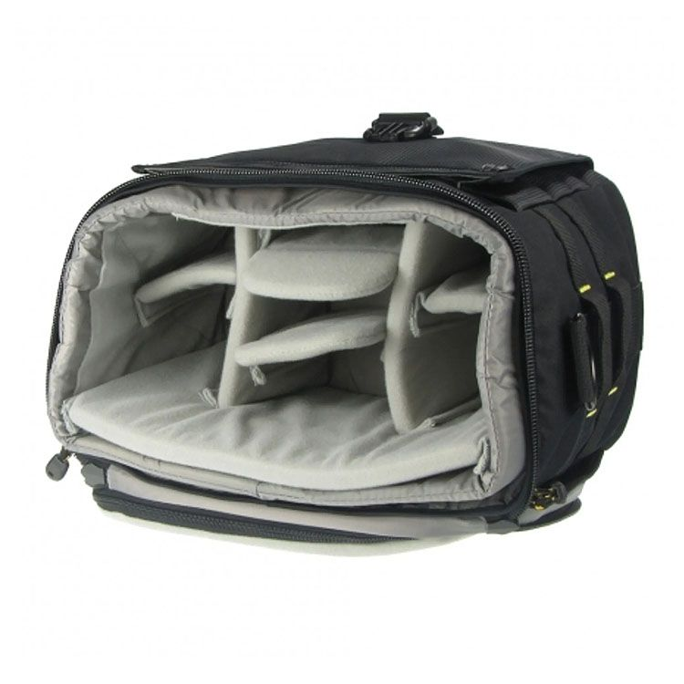 Bolsa Camera DSLR Video Laptop - Fancier FB 300 AW com Kit de Limpeza EC05  - Diafilme Materiais Fotográficos