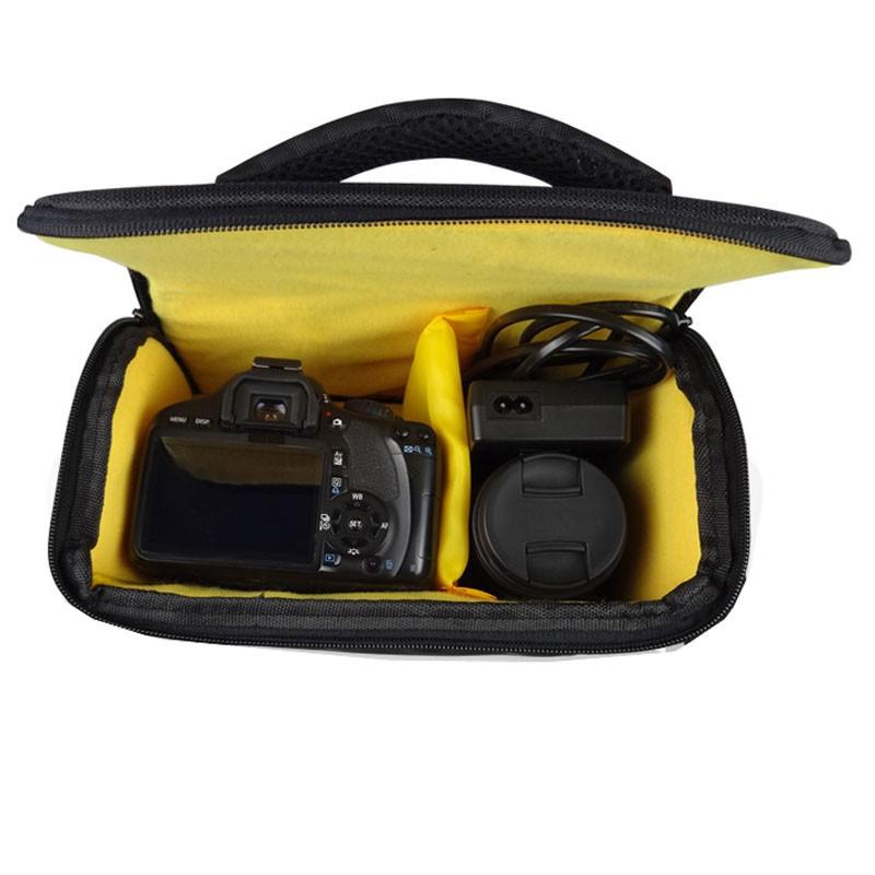 Bolsa de Ombro Câmera DSLR 016NI- C25XP15XA18CM  - Diafilme Materiais Fotográficos