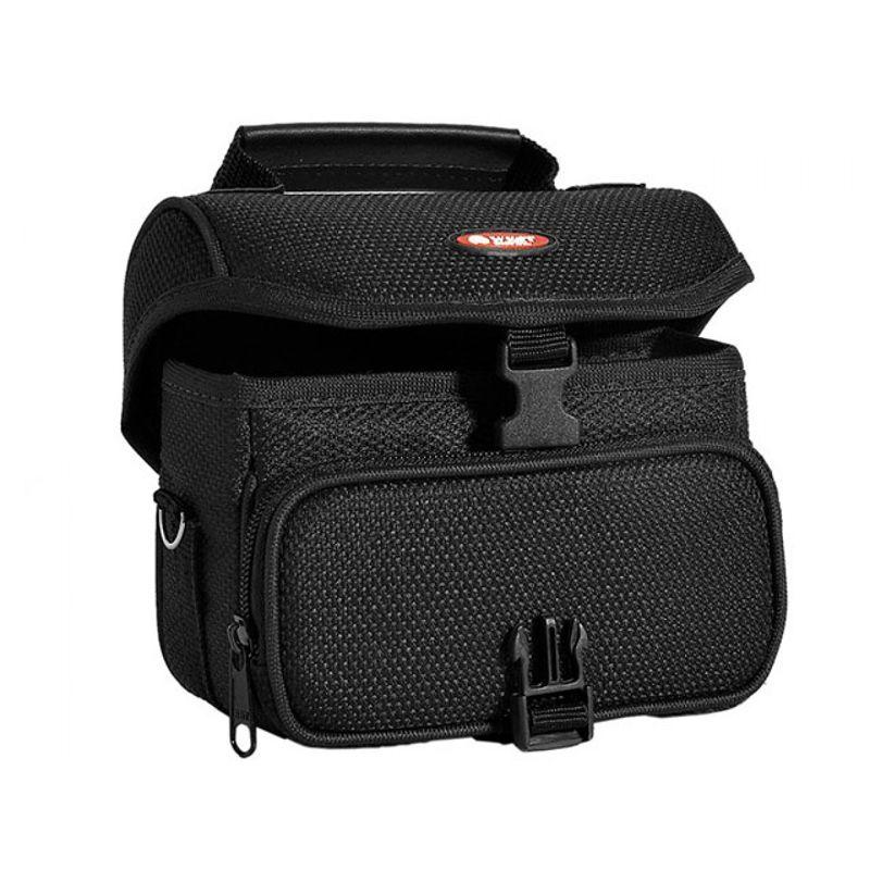 Bolsa para Câmera Compacta - West Focus - C15xP8,5xA11cm  - Diafilme Materiais Fotográficos
