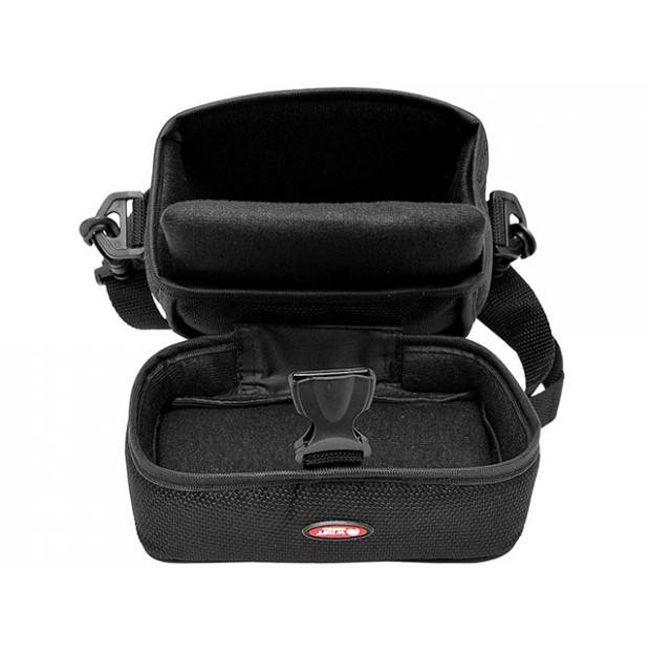 Bolsa para Câmera DSLR com Objetiva - West Reflex - C18/8xP9xA18cm  - Diafilme Materiais Fotográficos