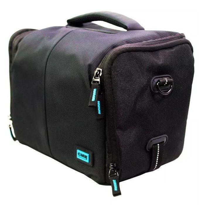 Bolsa para Câmera DSLR ou Vídeo - Easy EZ F 85A - C27xP18xA20cm  - Diafilme Materiais Fotográficos