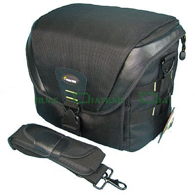 Bolsa para Camera DSLR ou Video - Fancier Velocity 300 AW - C34,5xH27,5xP24cm  - Diafilme Materiais Fotográficos