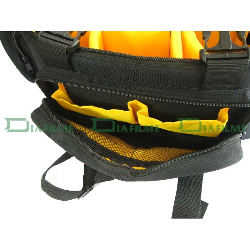 Bolsa para Camera DSLR ou Video - Fotobestway BT500 - C55xH23,5xP25cm  - Diafilme Materiais Fotográficos