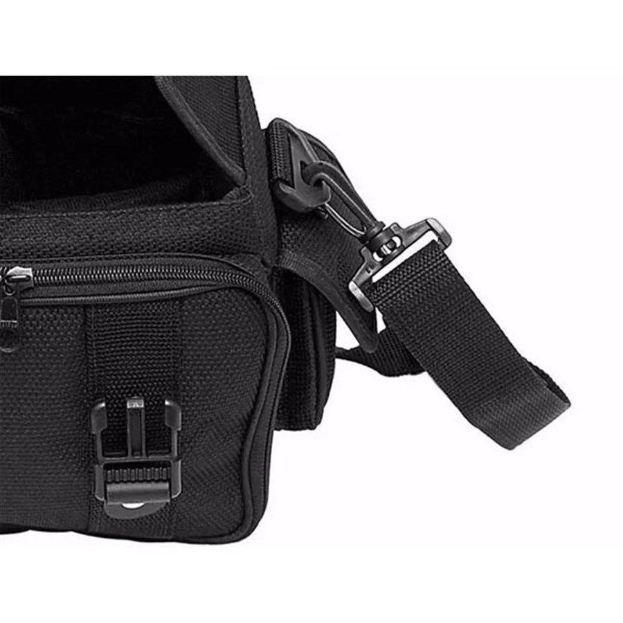Bolsa para Camera DSLR ou Video - West Indic III - C35xP15xA20cm  - Diafilme Materiais Fotográficos