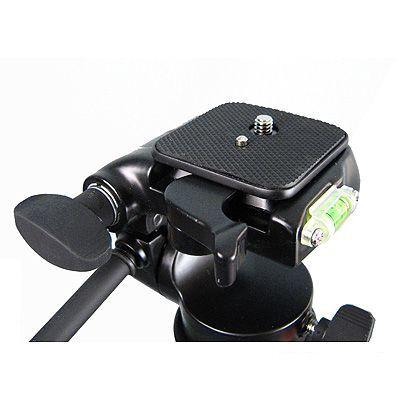Cabeca 3way para Tripe DSLR ou Video - FTSH-05 - 3,0kg  - Diafilme Materiais Fotográficos