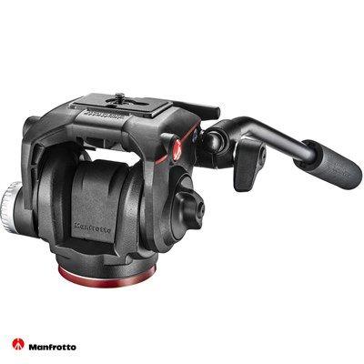 Cabeca Fluida para Tripe DSLR ou Video - Manfrotto MHXPro-2W Pro Video - 4,0kg  - Diafilme Materiais Fotográficos