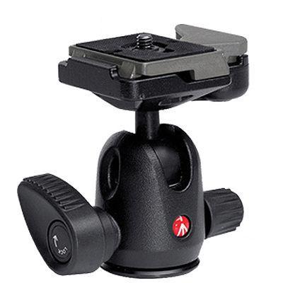 Cabeca Mini Ball Head para tripe - Manfrotto 494RC2 - 4,0Kg  - Diafilme Materiais Fotográficos