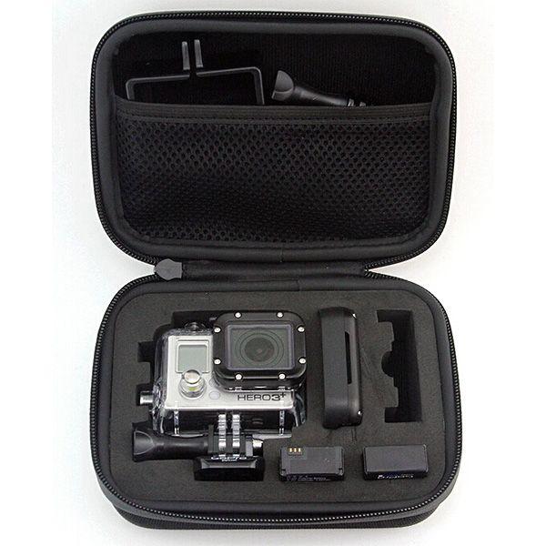 Case de Proteção Anti Impacto para GoPro - Pequena  - Diafilme Materiais Fotográficos