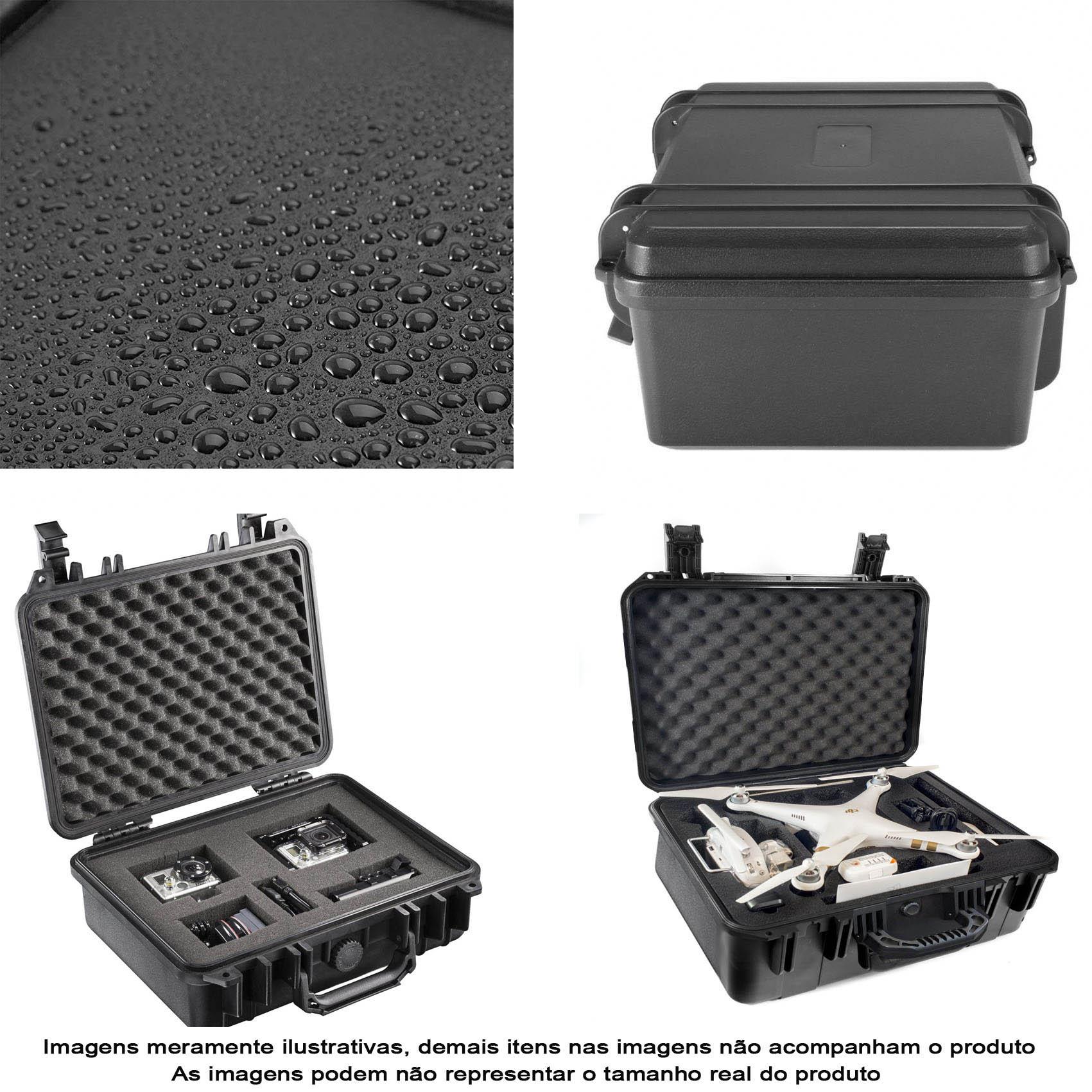 Case Mala Rigida - CaseONE YF2838H Foam C41xP34xA17cm  - Diafilme Materiais Fotográficos
