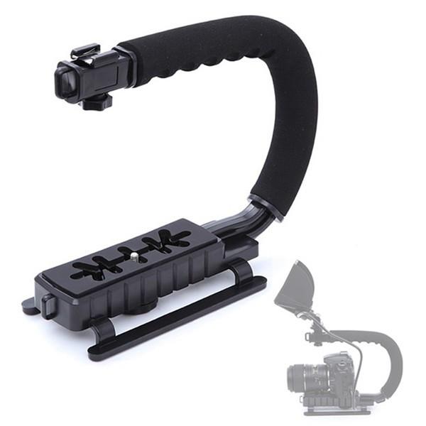 Estabilizador de Filmagem Steadycam DSLR e Video C Shape + Adaptador LS18  - Diafilme Materiais Fotográficos