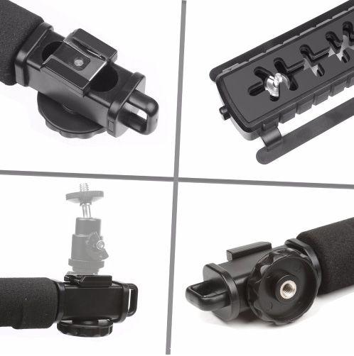 Estabilizador de Filmagem Steadycam DSLR e Video C Shape GoPro Smartphone  - Diafilme Materiais Fotográficos