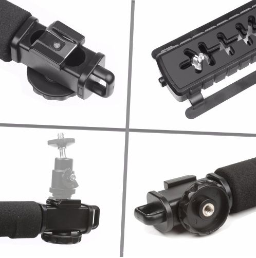 Estabilizador de Filmagem Steadycam DSLR e Video C Shape Smartphone  - Diafilme Materiais Fotográficos