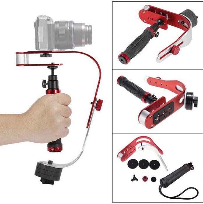 Estabilizador de Filmagem Steadycam DSLR e Vídeo - CSM-105 - 0,950g  - Diafilme Materiais Fotográficos
