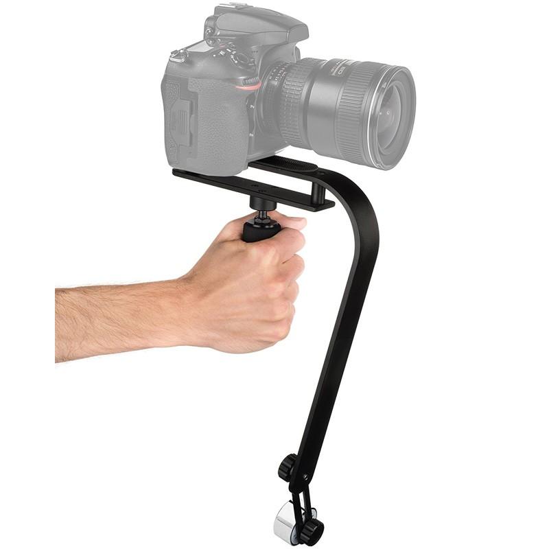 Estabilizador de Filmagem Steadycam DSLR Video GoPro- CSM-104 - 2,0kg  - Diafilme Materiais Fotográficos