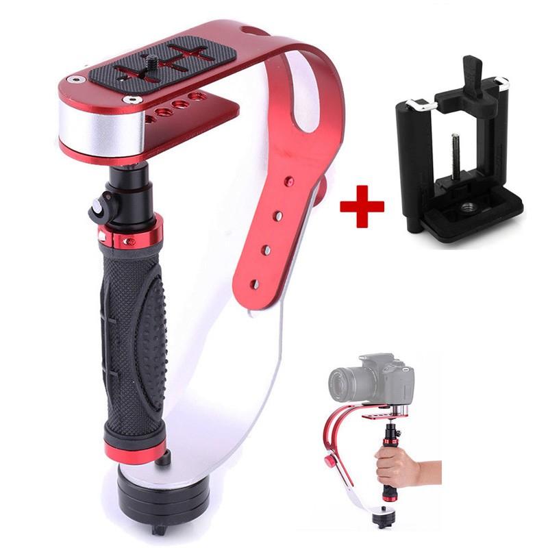 Estabilizador de Filmagem Steadycam DSLR Video Smartphone CSM-105 - 0,950g  - Diafilme Materiais Fotográficos