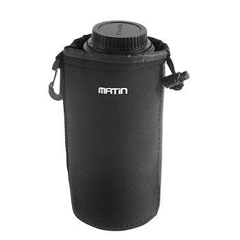 Estojo para objetiva - Matin SB03L - D10 x A16cm  - Diafilme Materiais Fotográficos