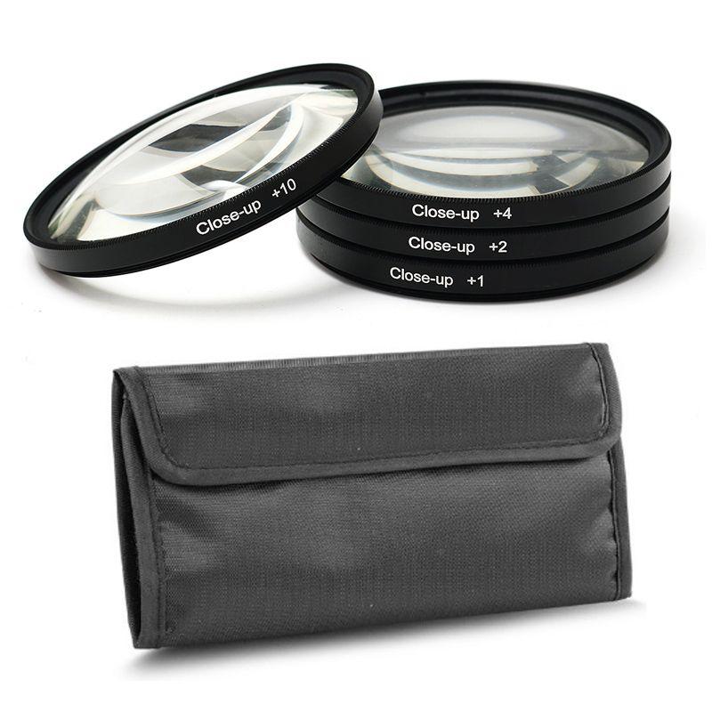 Filtro para Câmera Close Up Kit - FotoBestway 58mm  - Diafilme Materiais Fotográficos