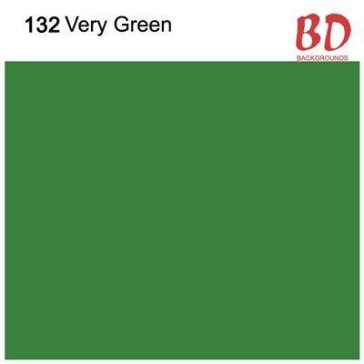 Fundo Fotográfico de Papel Rolo marca BD Very Green (132) 11,0x2,70m  - Diafilme Materiais Fotográficos