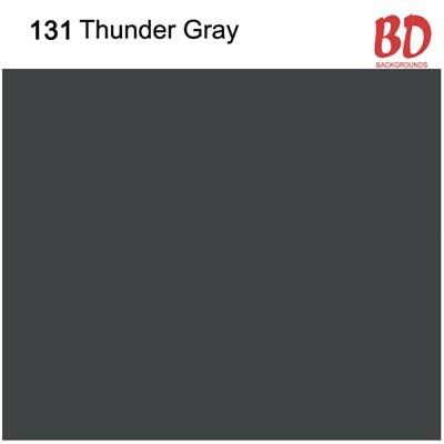 Fundo Fotográfico de Papel Rolo marca BD Thunder Gray (131) 11,0x2,70m  - Diafilme Materiais Fotográficos
