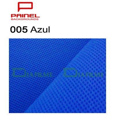 Fundo Fotográfico de TNT em Rolo - marca Painel Azul - 6,0x2,70m  - Diafilme Materiais Fotográficos