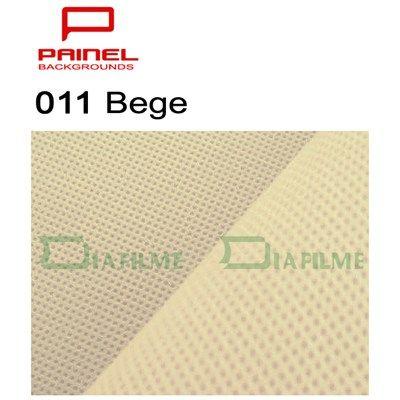Fundo Fotográfico de TNT em Rolo - marca Painel Bege - 6,0x2,70m  - Diafilme Materiais Fotográficos