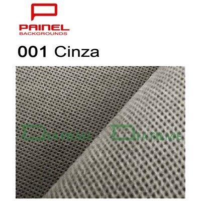 Fundo Fotográfico de TNT em Rolo - marca Painel Cinza - 6,0x2,70m  - Diafilme Materiais Fotográficos