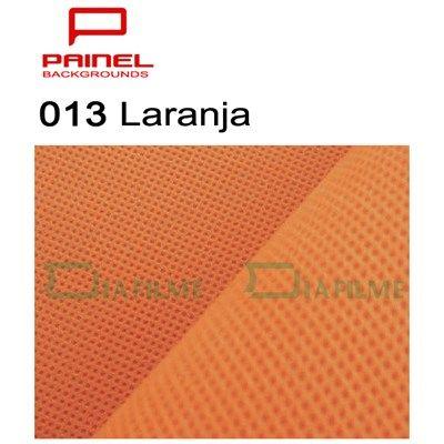 Fundo Fotográfico de TNT em Rolo - marca Painel Laranja - 6,0x2,70m  - Diafilme Materiais Fotográficos
