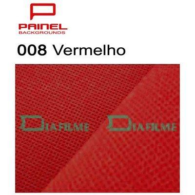 Fundo Fotográfico de TNT em Rolo - marca Painel Vermelho - 6,0x2,70m  - Diafilme Materiais Fotográficos