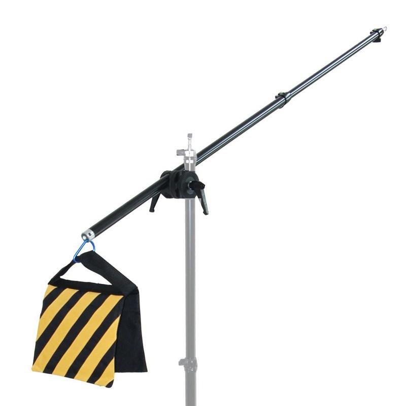 Girafa para Estúdio Fotográfico - LS200HD - 2m  - Diafilme Materiais Fotográficos