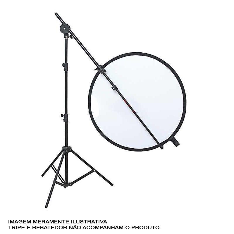 Haste Suporte Braço para Rebatedor de Estúdio LRH-01  - Diafilme Materiais Fotográficos