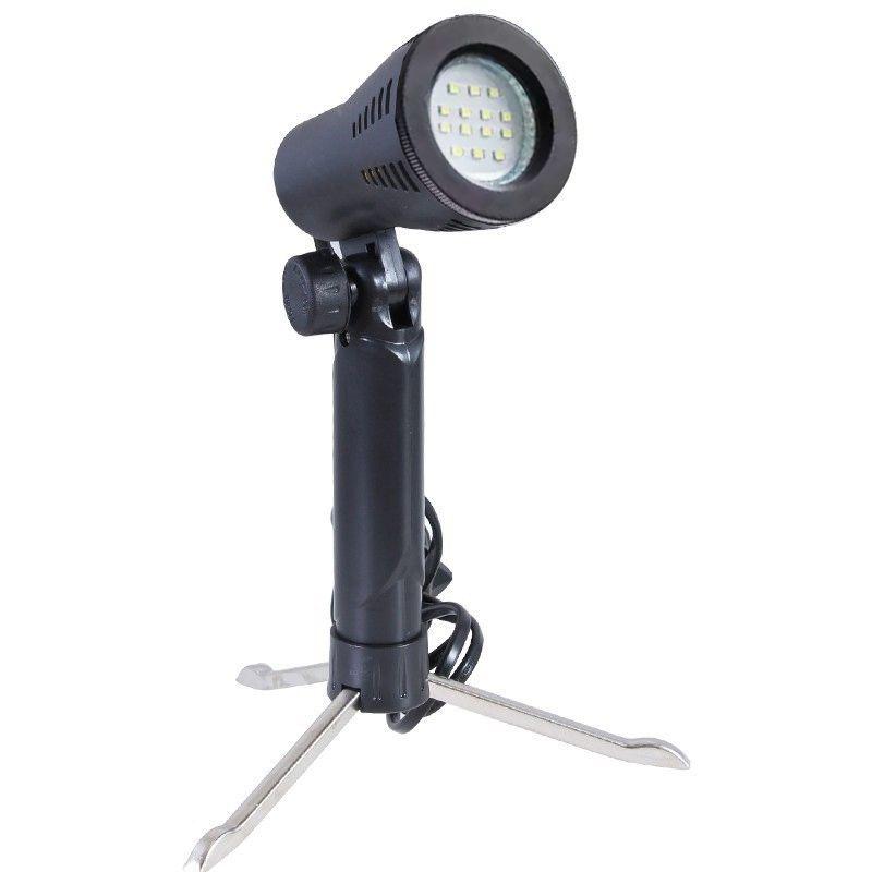Iluminador para Mini Estúdio Portátil 5W - Led F002L  - Diafilme Materiais Fotográficos
