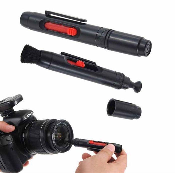 Kit de Limpeza para Câmera DSLR e Filmadoras - CL05  - Diafilme Materiais Fotográficos