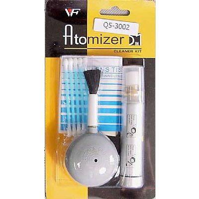 Kit de Limpeza para Câmera DSLR e Filmadoras - WF WO2009  - Diafilme Materiais Fotográficos